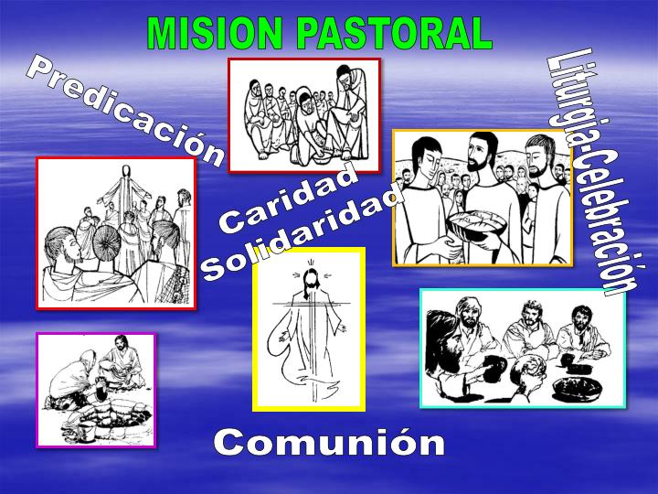 MISION PASTORAL