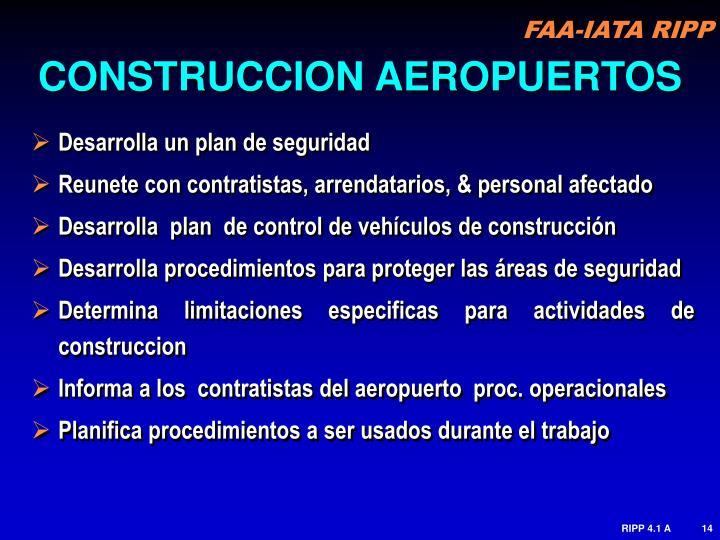 CONSTRUCCION AEROPUERTOS
