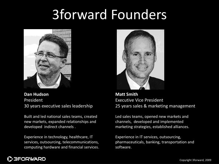 3forward Founders