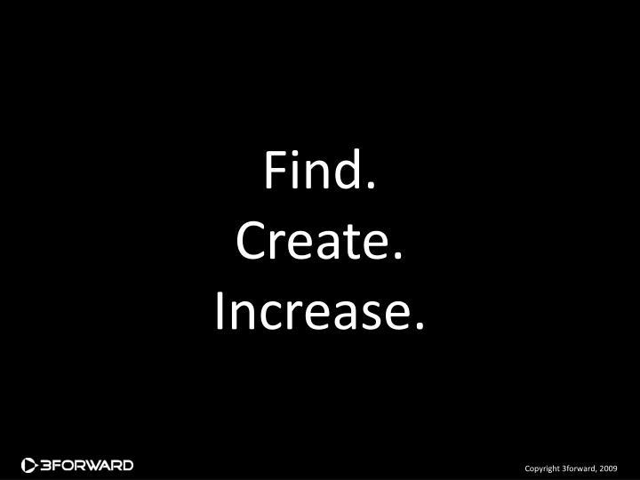 Find.