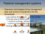 pastoral management systems