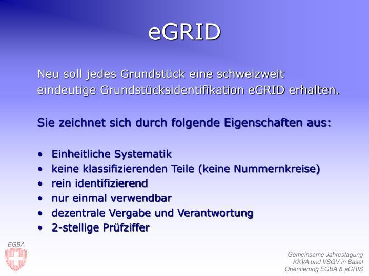 eGRID