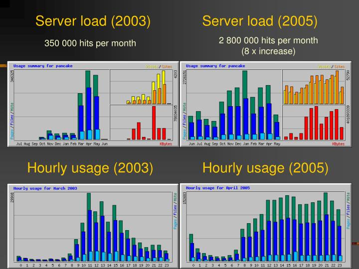 Server load (2005)