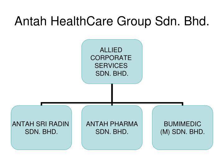 Antah HealthCare Group Sdn. Bhd.