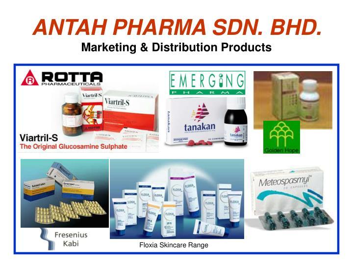 ANTAH PHARMA SDN. BHD.