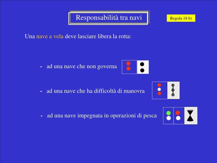 Responsabilità tra navi