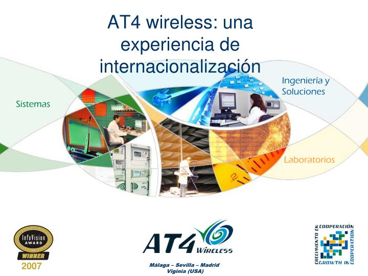 At4 wireless una experiencia de internacionalizaci n