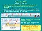upload file to bpos upload file ke bpos