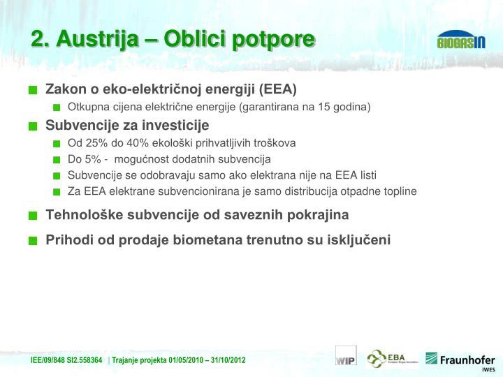 Zakon o eko-električnoj energiji (EEA)