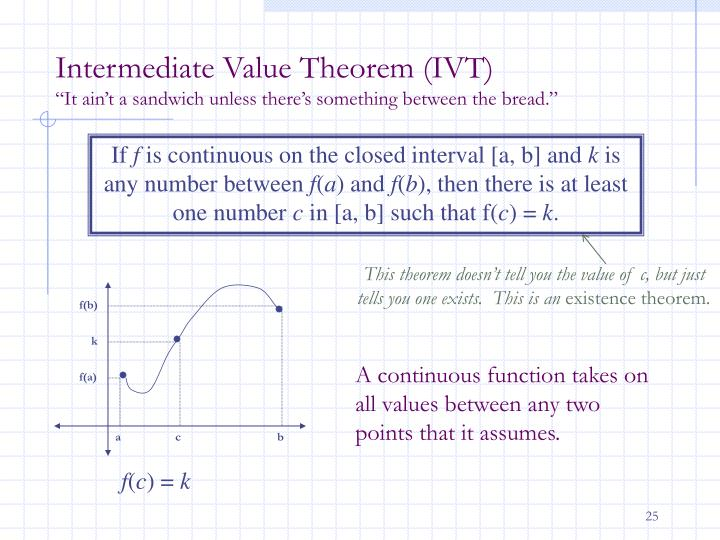 This theorem doesn't tell you the value of c, but just tells you one exists.  This is an