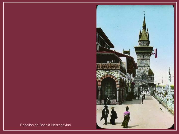 Pabellón de Bosnia-Herzegovina