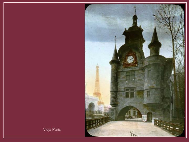 Vieja Paris