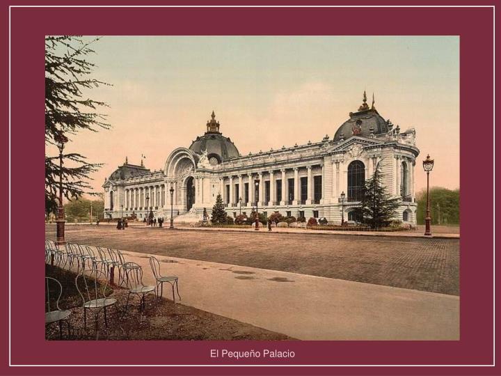 El Pequeño Palacio