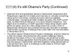 4 it s still obama s party continued2