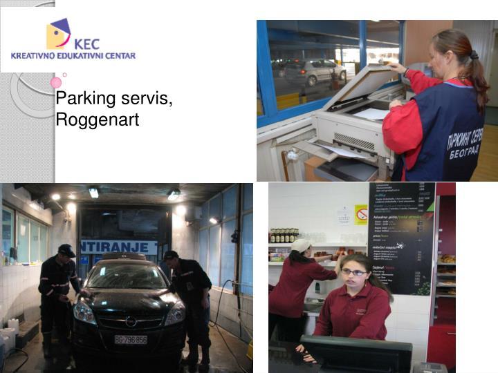 Parking servis,