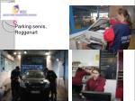 parking servis roggenart