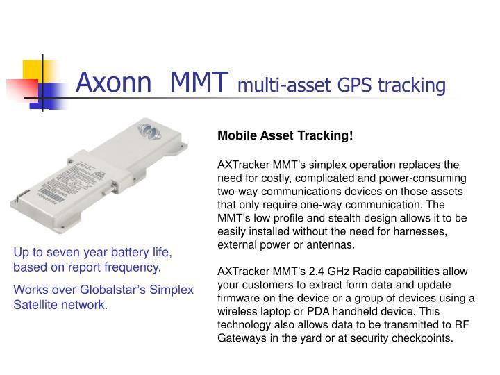 Axonn  MMT