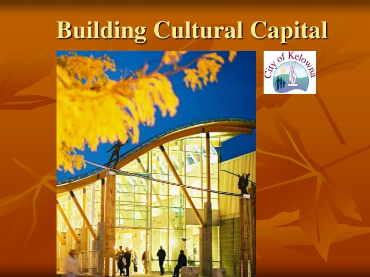 cultural capital Cultural capital is a term developed and popularized by late-twentieth-century french sociologist pierre bourdieu bourdieu first used the term in written work with jean-claude passeron in 1973 (cultural reproduction and social reproduction), then further developed it as a theoretical concept and tool of.