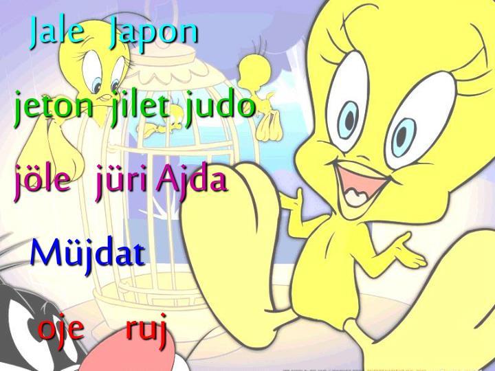 Jale   Japon