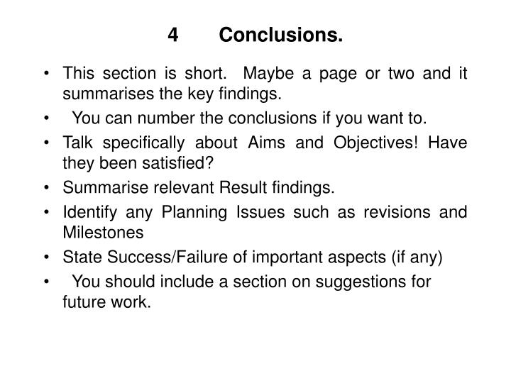4Conclusions.