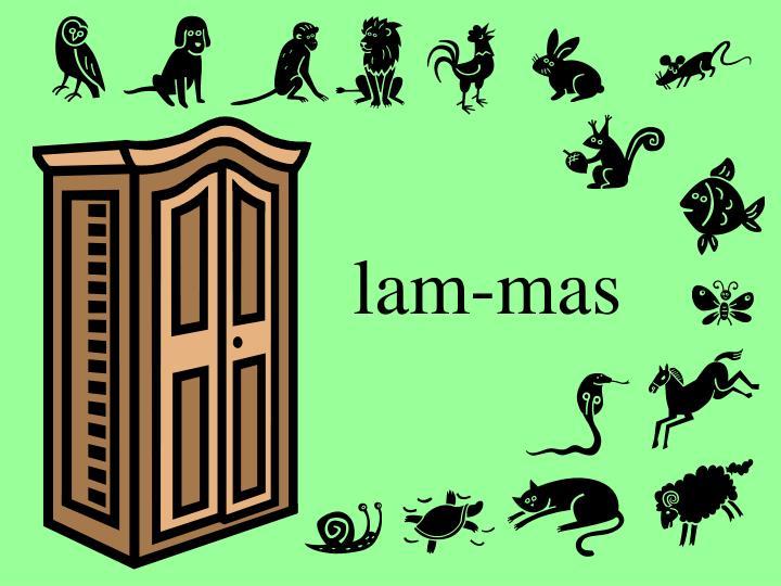 lam-mas