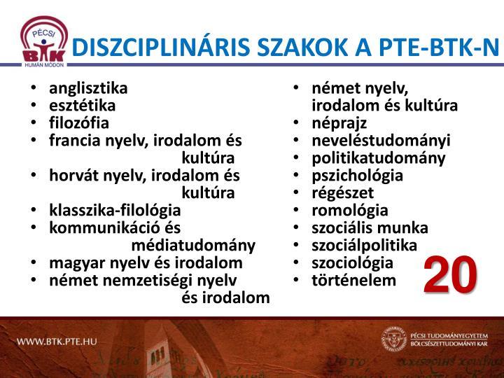 Diszciplináris