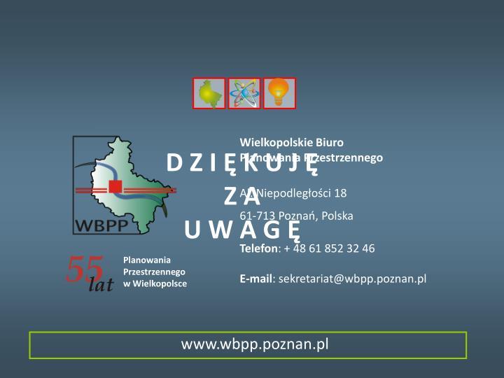 Wielkopolskie Biuro
