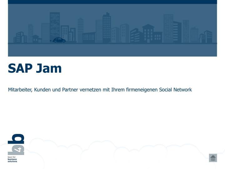 SAP Jam