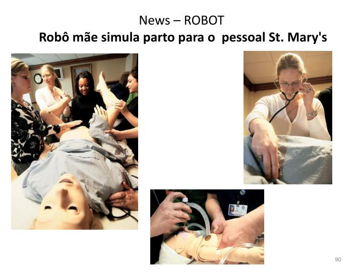 News – ROBOT