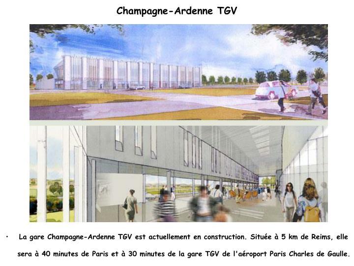 Champagne-Ardenne TGV