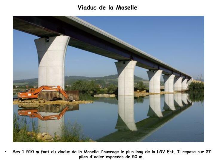 Viaduc de la Moselle
