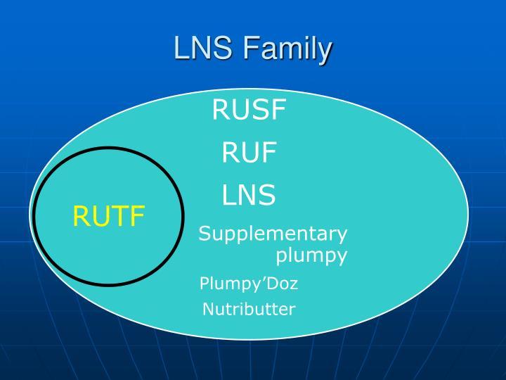 LNS Family