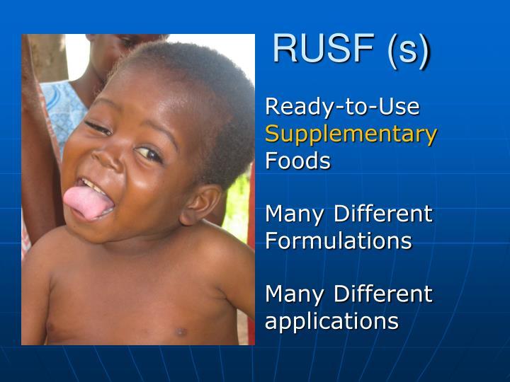 RUSF (s)
