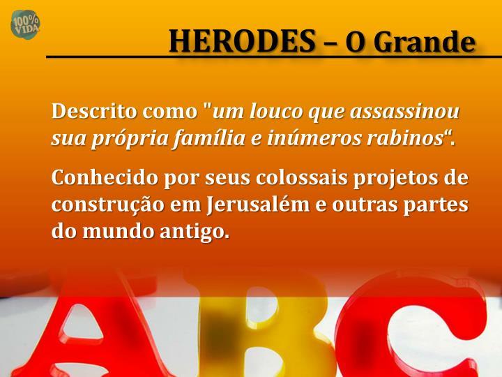 HERODES