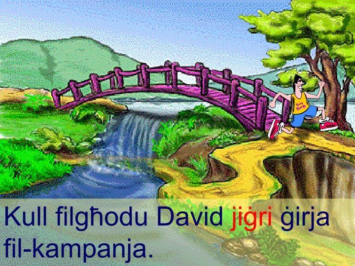 Kull filg]odu David