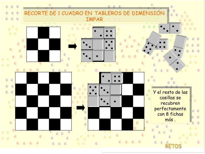 RECORTE DE 1 CUADRO EN