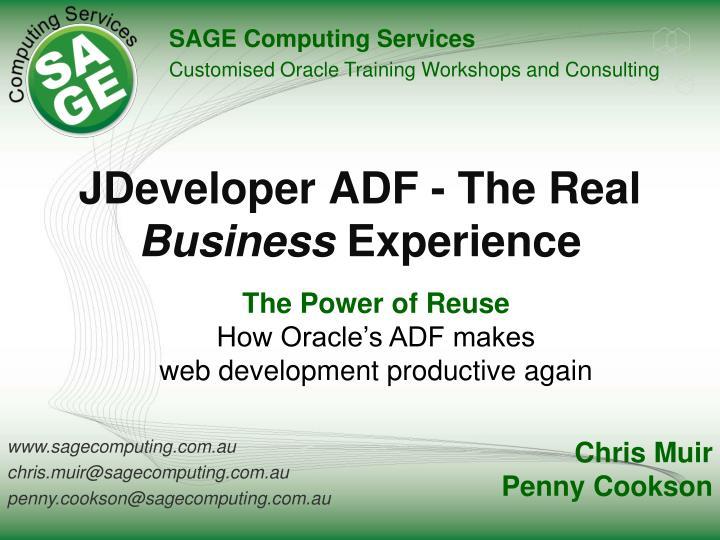 SAGE Computing Services