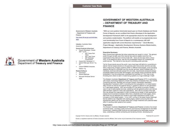 http://www.oracle.com/technetwork/developer-tools/jdev/fhog-uin-157767.pdf