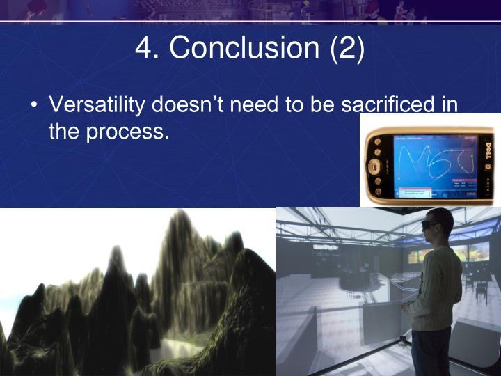 4. Conclusion (2)