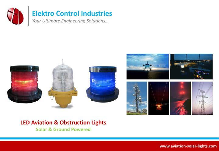 Elektro control industries your ultimate engineering solutions