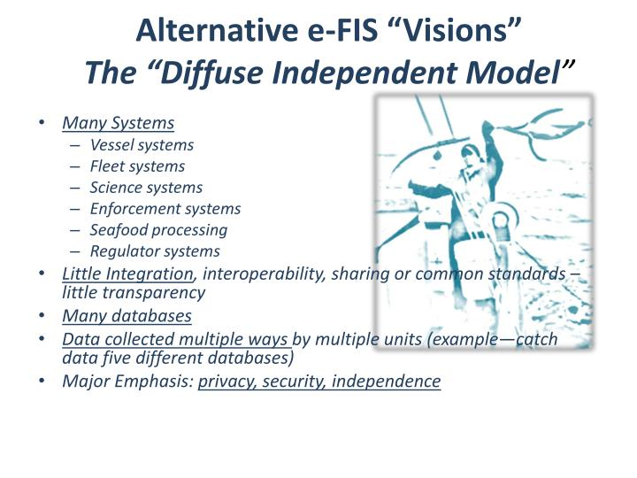 """Alternative e-FIS """"Visions"""""""