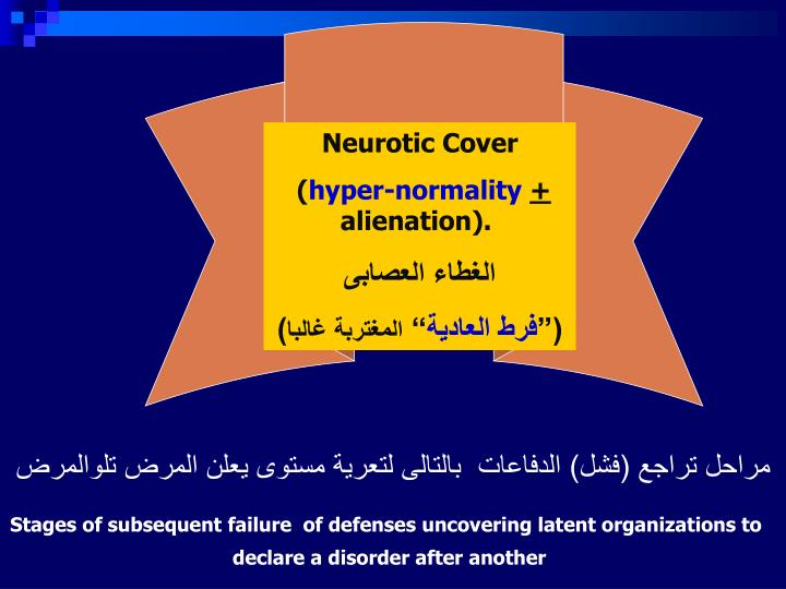 Neurotic Cover