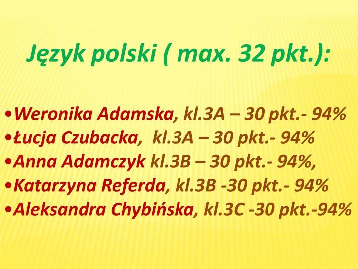Język polski (