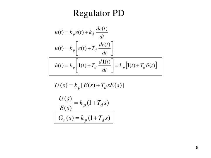 Regulator PD