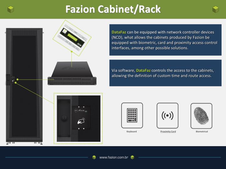 Fazion Cabinet/Rack