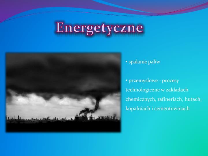 Energetyczne