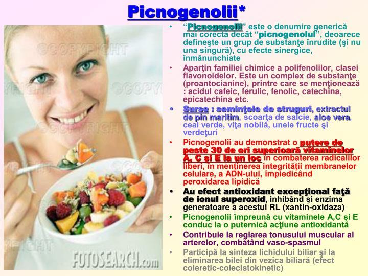 Picnogenolii