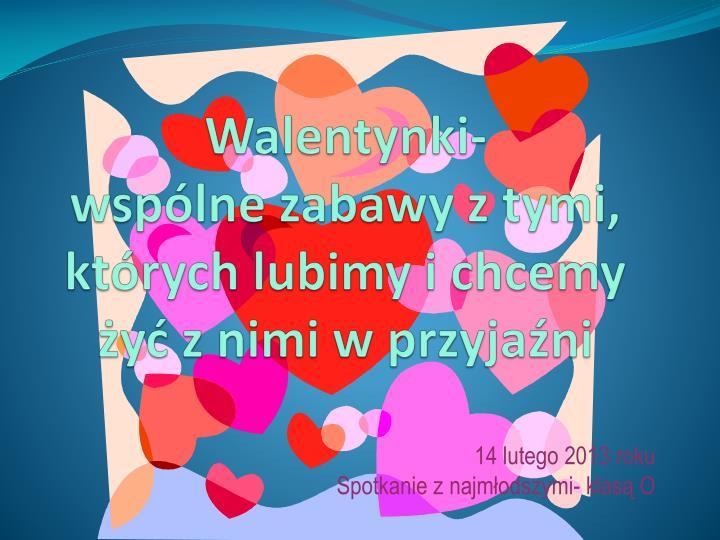 Walentynki-