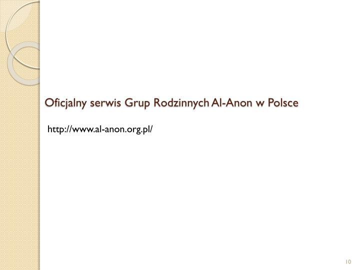 Oficjalny serwis Grup Rodzinnych