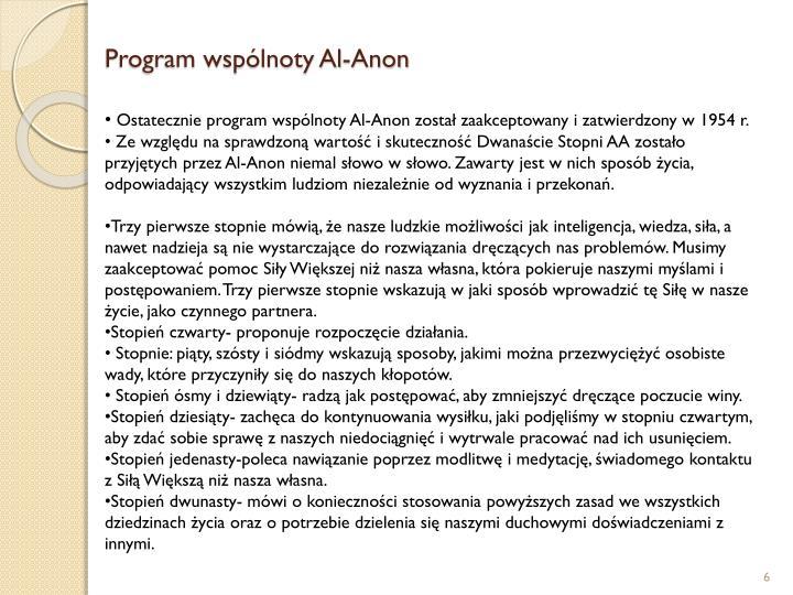 Program wspólnoty